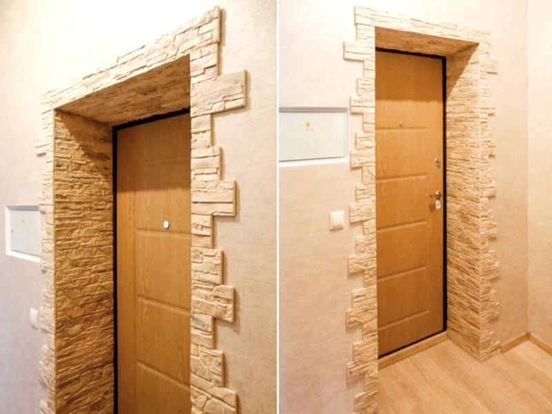67da6d49e Dekorácia na predných dverách. Ako môžem urobiť krásne dvere ...