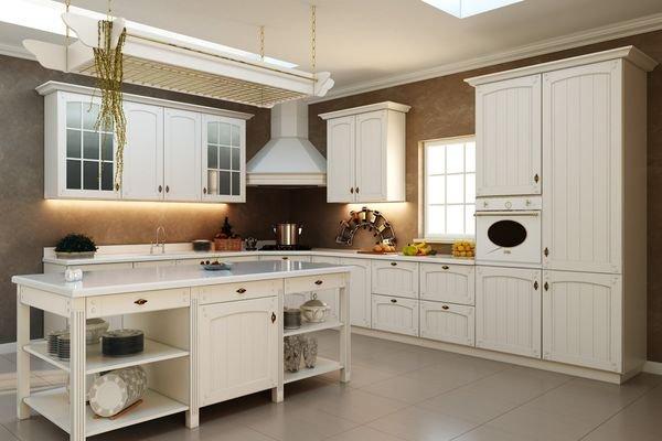 Dapur Dalam Gaya Yang Berbeza Penerangan Dapur Pedalaman